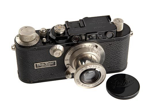 18: Leica: III Mod.F  Black