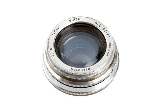 371: For Leica: Old Delft   Delfotar 1.8/5cm