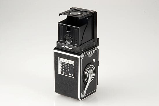 598: Rolleiflex  3.5C Planar - 2