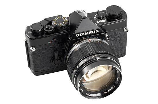 768: Olympus  M1 Black  'Sample'