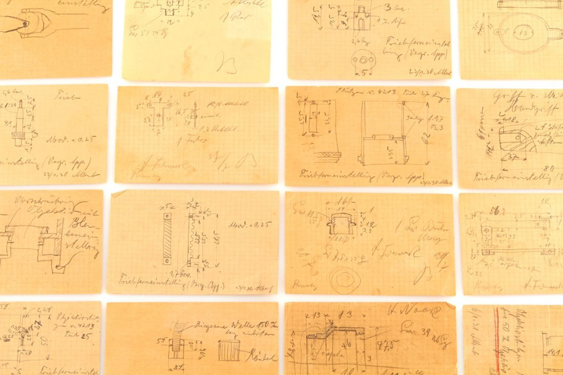 Barnack + Albert Construction Drawings (various), - 2