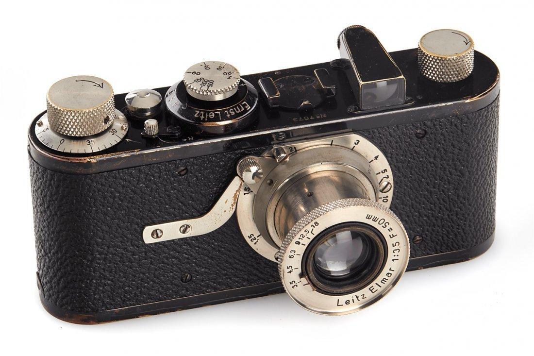 Leica I Mod.A Elmar *, 1928, no. 7673