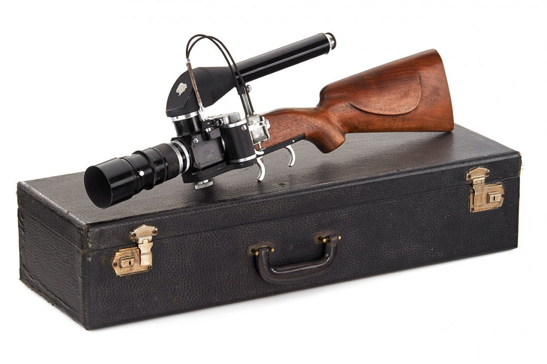 E. Leitz New York Leica Gun RIFLE *, c.1938, no. 230908