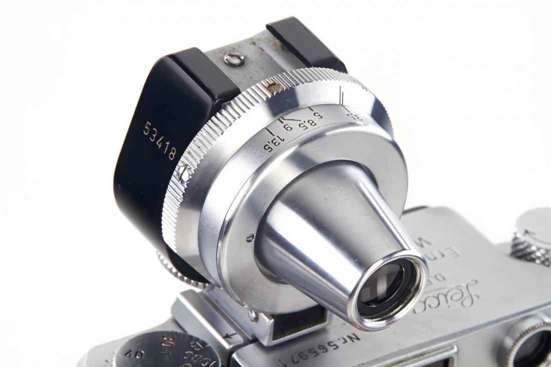 Leica IIIf + Haber & Fink Lens Turret *, c.1951, no. - 7
