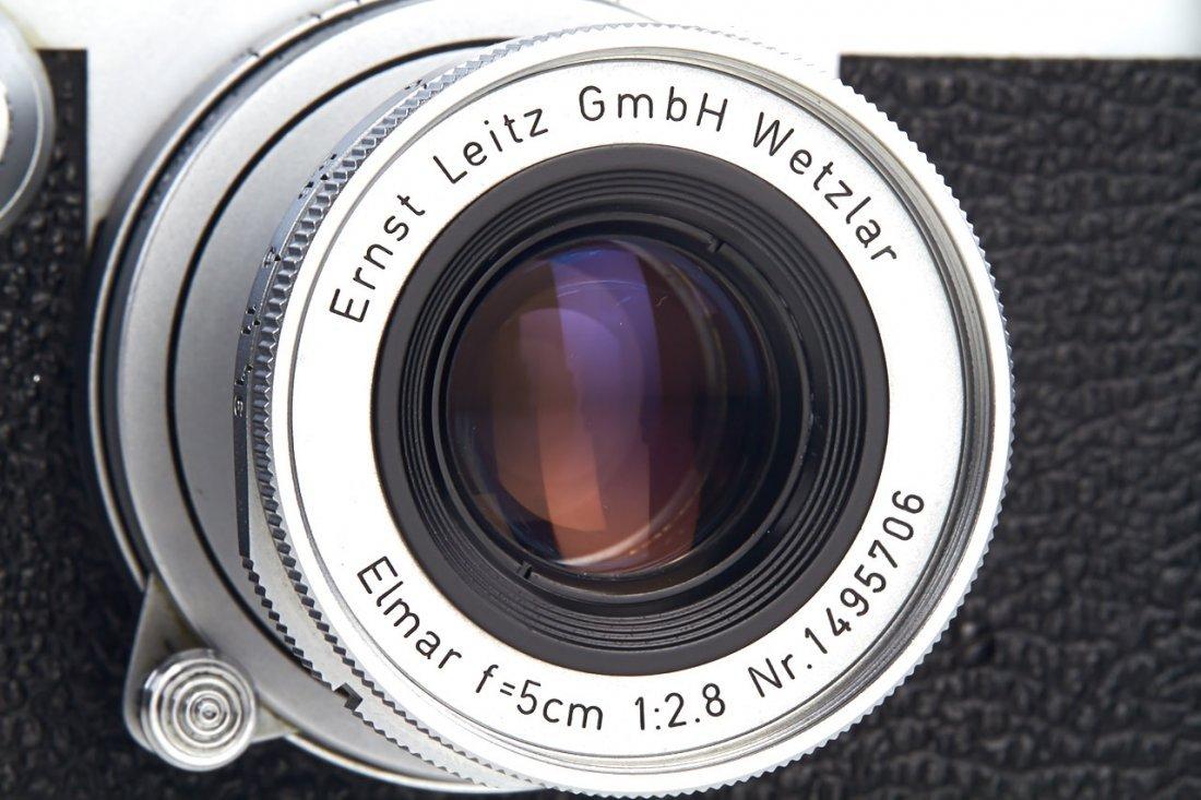 Leica IIIf Red Dial, 1954, no. 725456 - 2
