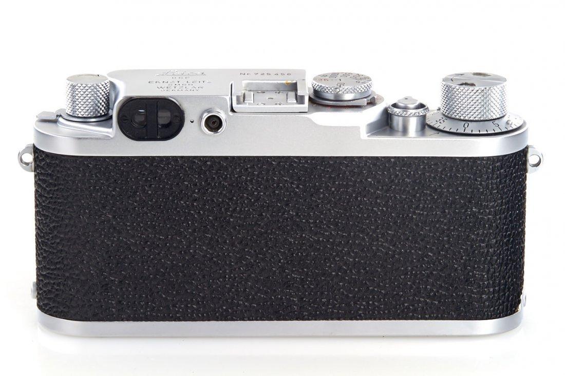 Leica IIIf Red Dial, 1954, no. 725456 - 4
