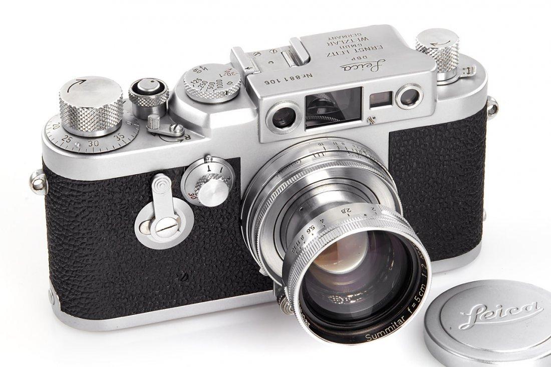 Leica IIIg, 1957, no. 881105
