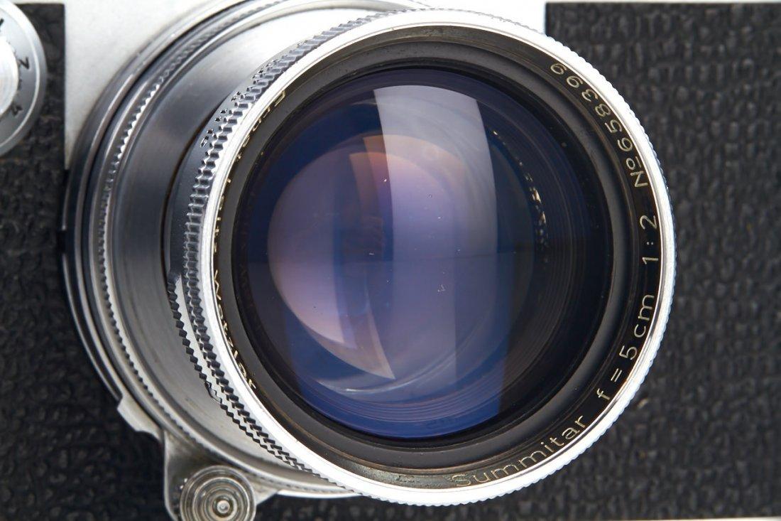 Leica IIIg, 1957, no. 881105 - 2