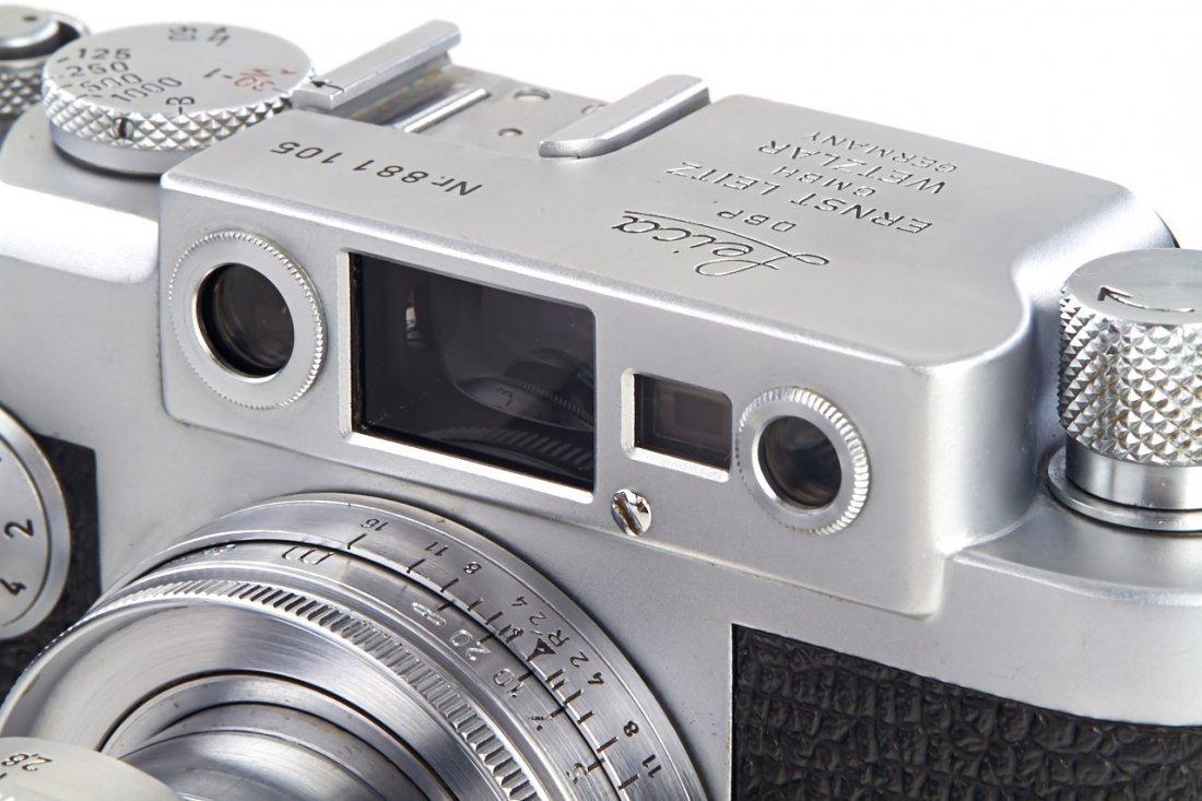 Leica IIIg, 1957, no. 881105 - 3