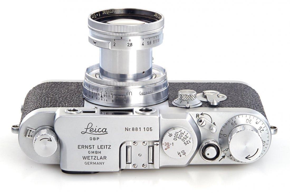 Leica IIIg, 1957, no. 881105 - 5