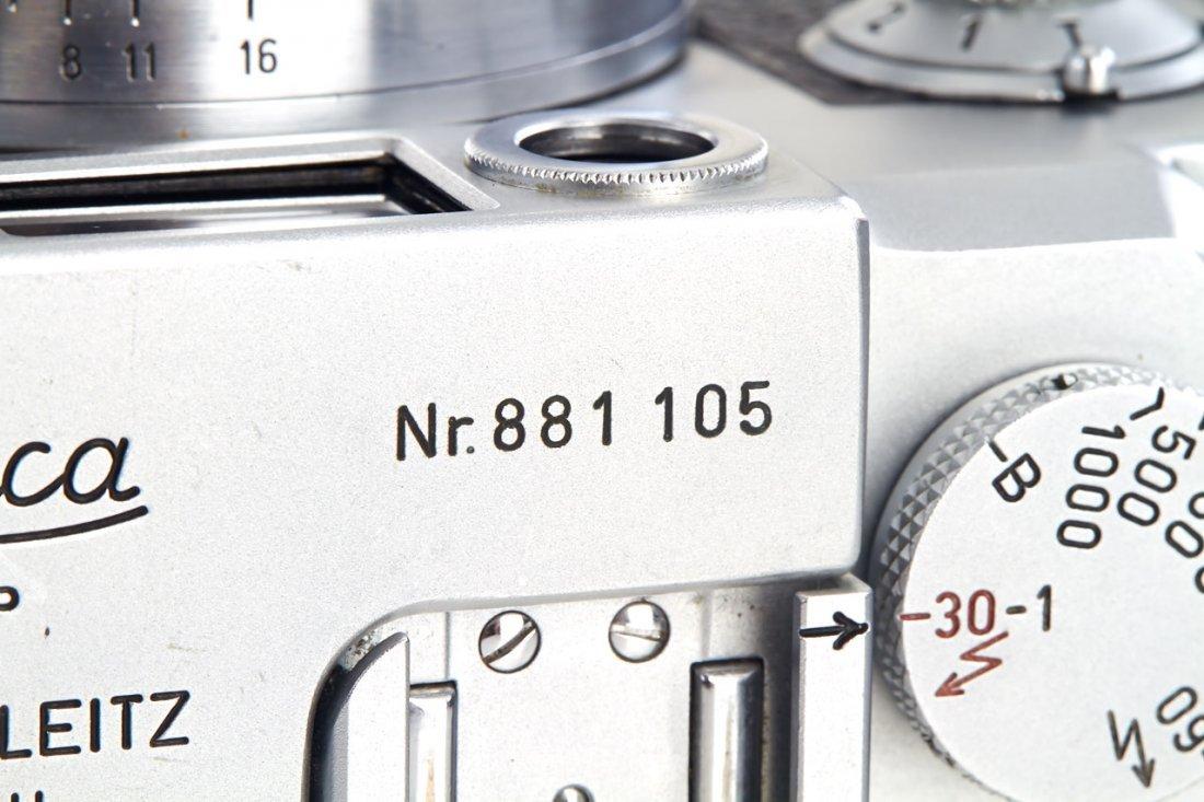 Leica IIIg, 1957, no. 881105 - 6