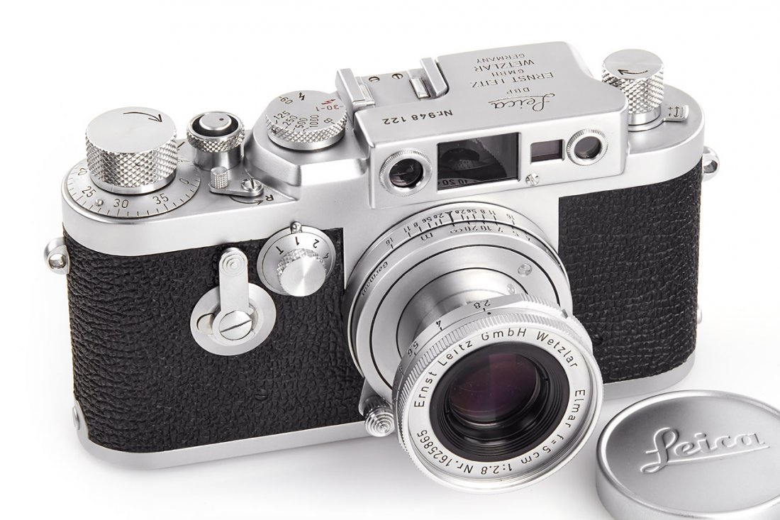 Leica IIIg, 1958, no. 948122