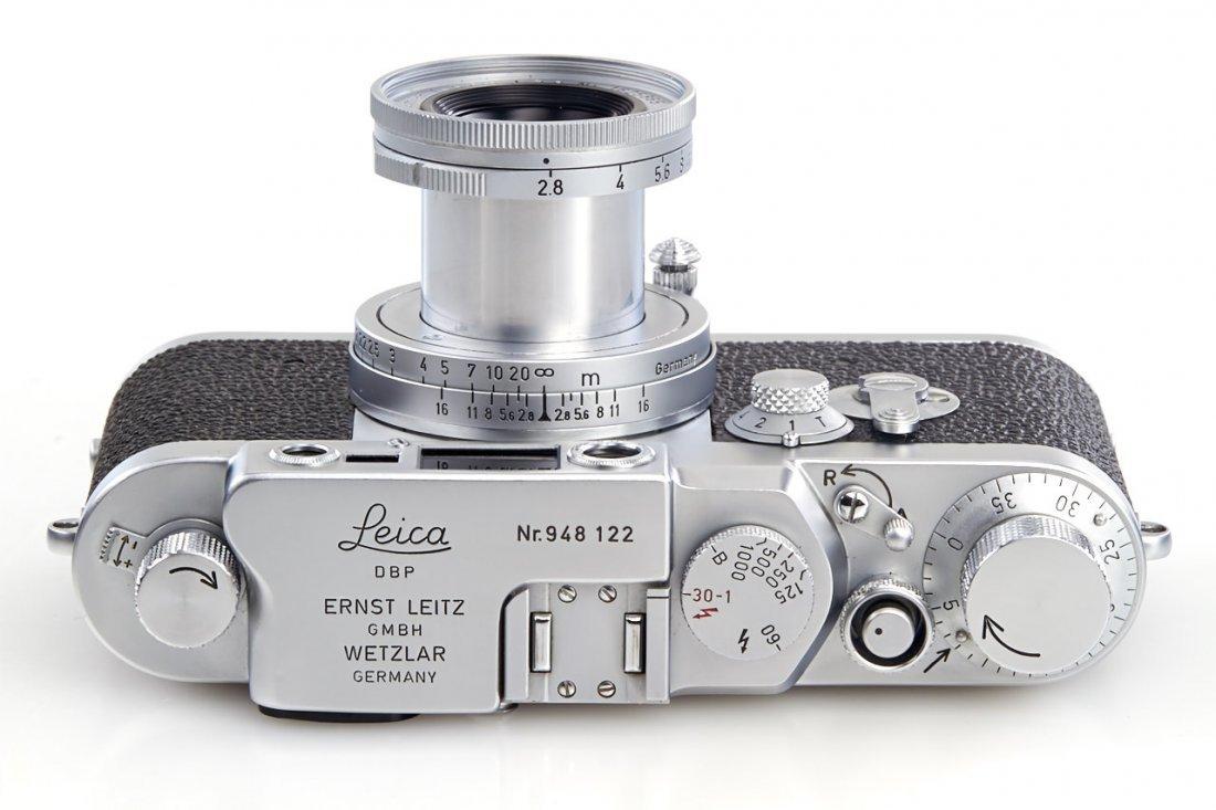 Leica IIIg, 1958, no. 948122 - 4