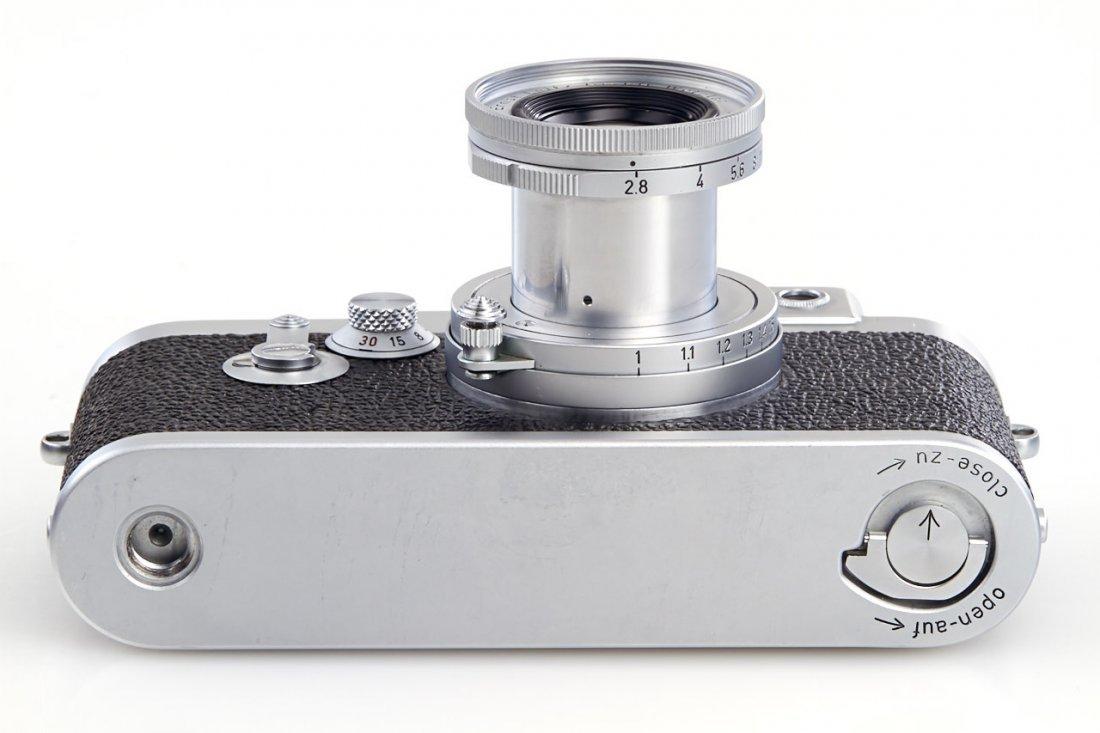 Leica IIIg, 1958, no. 948122 - 5