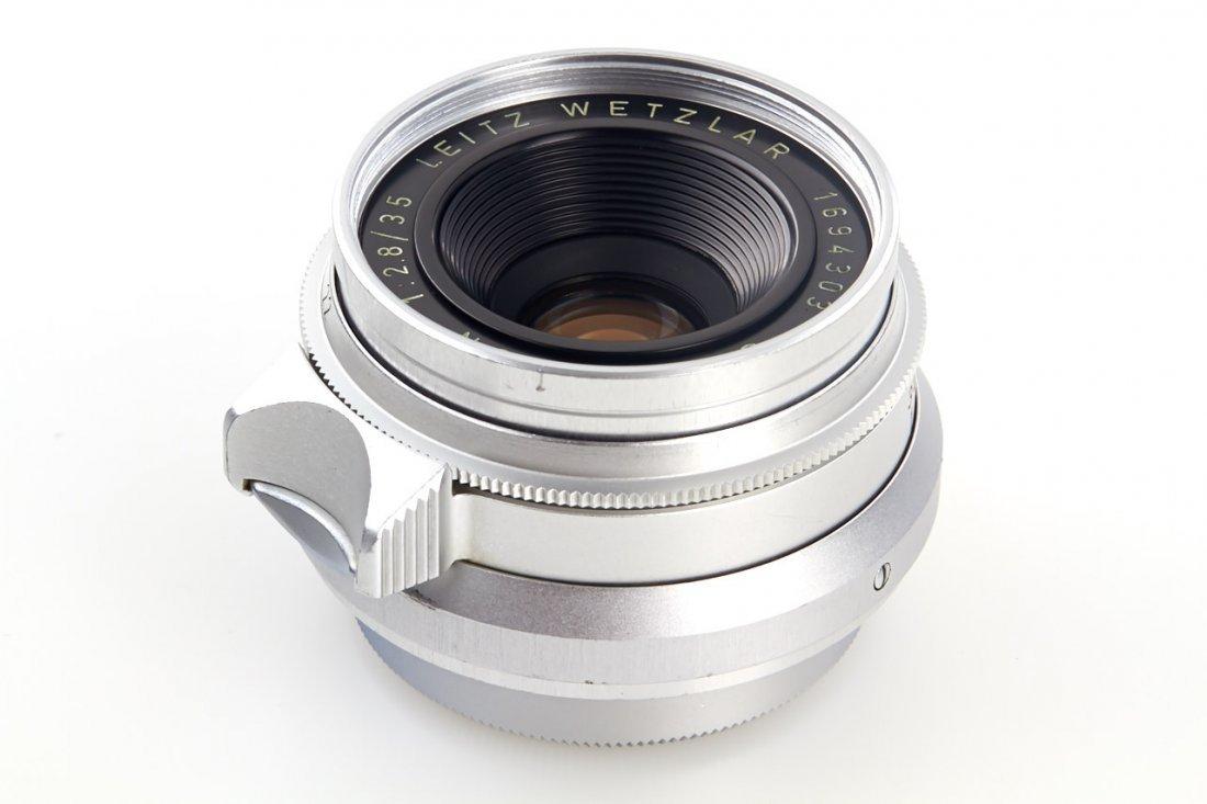 Summaron 2.8/35mm, 1959, no. 1694303 - 2