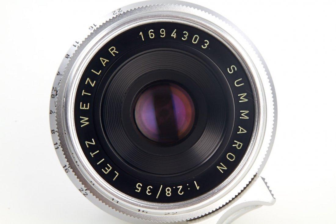 Summaron 2.8/35mm, 1959, no. 1694303 - 3