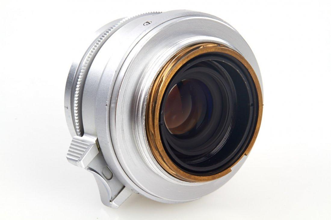 Summaron 2.8/35mm, 1959, no. 1694303 - 4