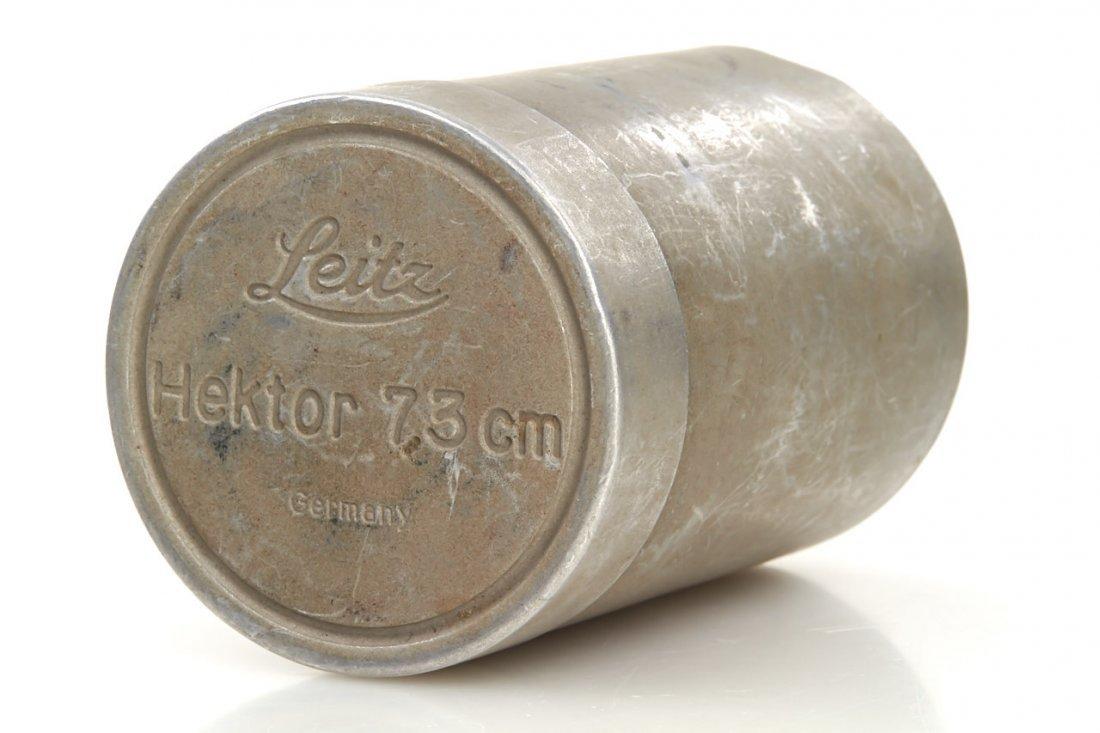 Hektor 1.9/7.3cm black/chrome, 1939, no. 538066 - 6