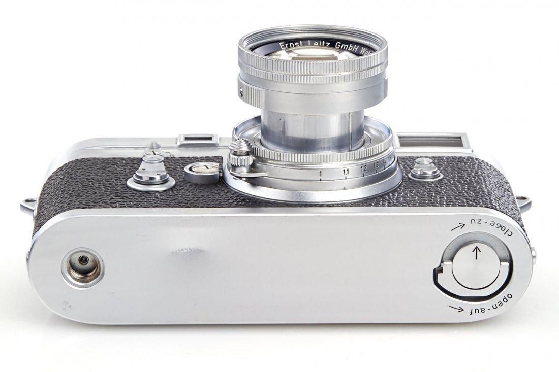 Leica M3 chrome *, 1957, no. 883260 - 7