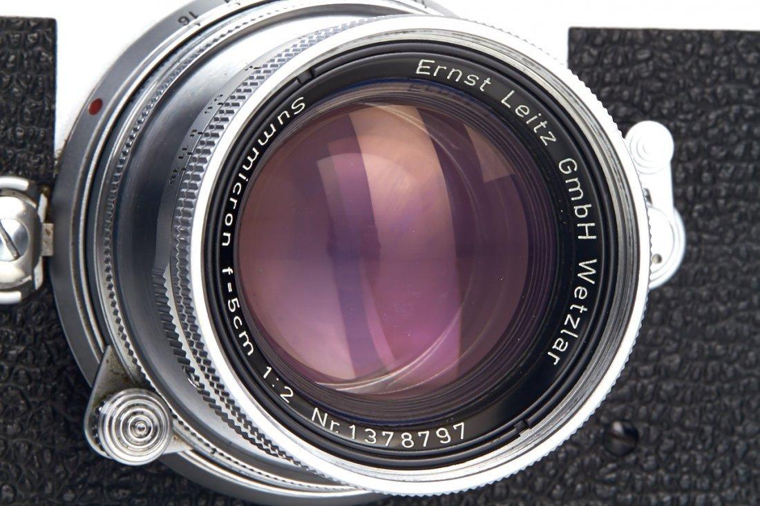 Leica M3 chrome *, 1961, no. 1024773 - 2