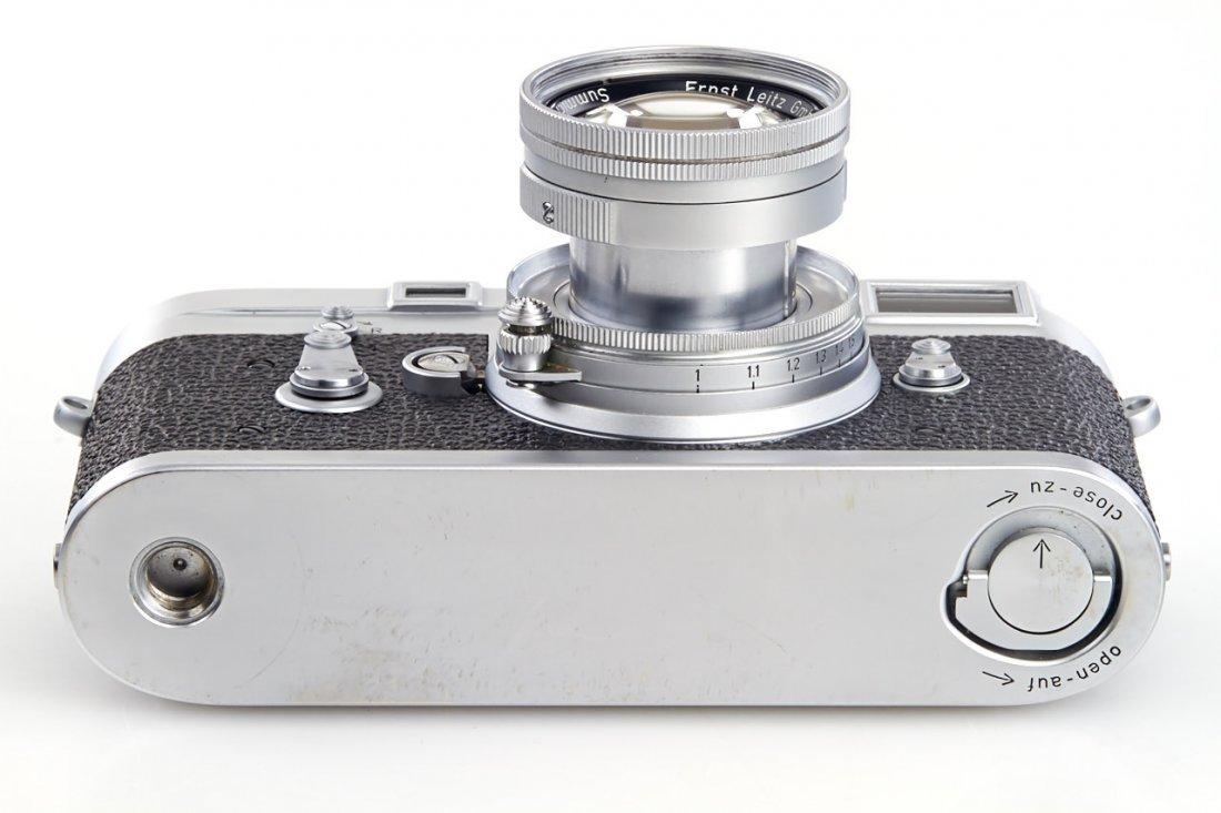 Leica M3 chrome *, 1961, no. 1024773 - 5