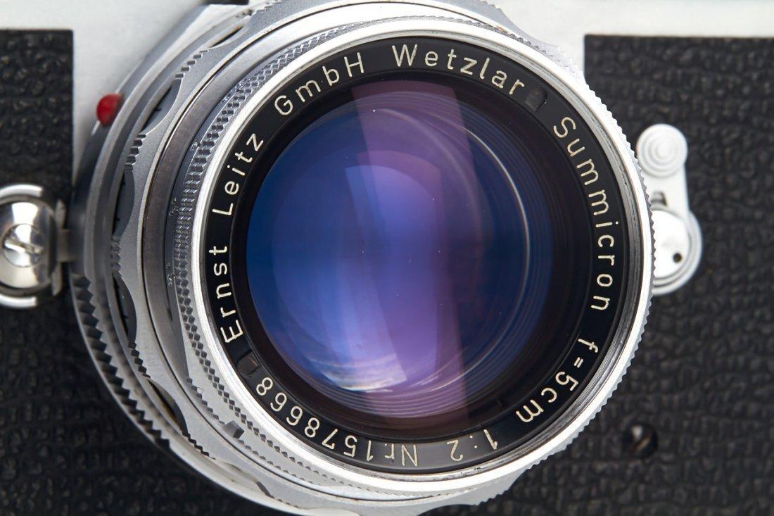 Leica M3 chrome *, 1963, no. 1064699 - 2