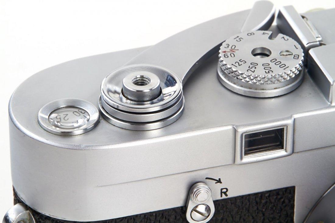 Leica M3 chrome *, 1963, no. 1064699 - 3