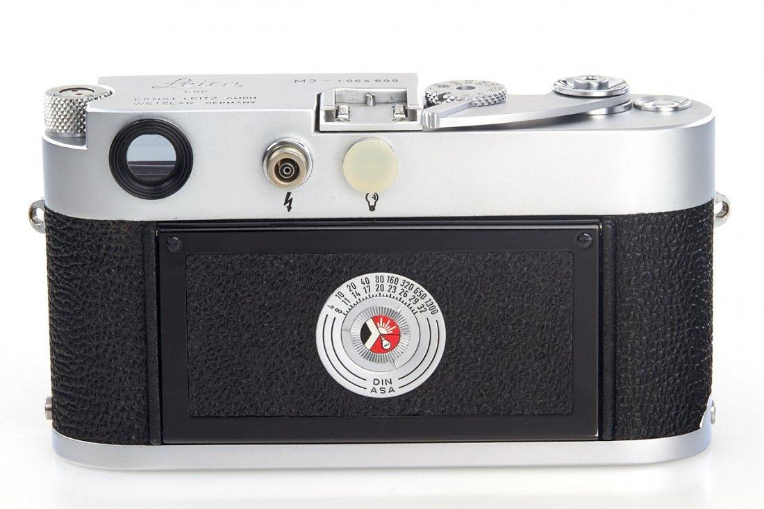Leica M3 chrome *, 1963, no. 1064699 - 5