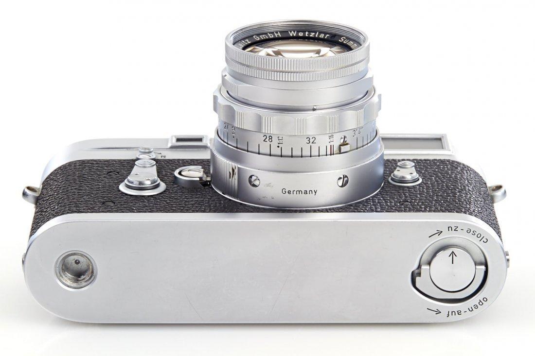 Leica M3 chrome *, 1963, no. 1064699 - 7