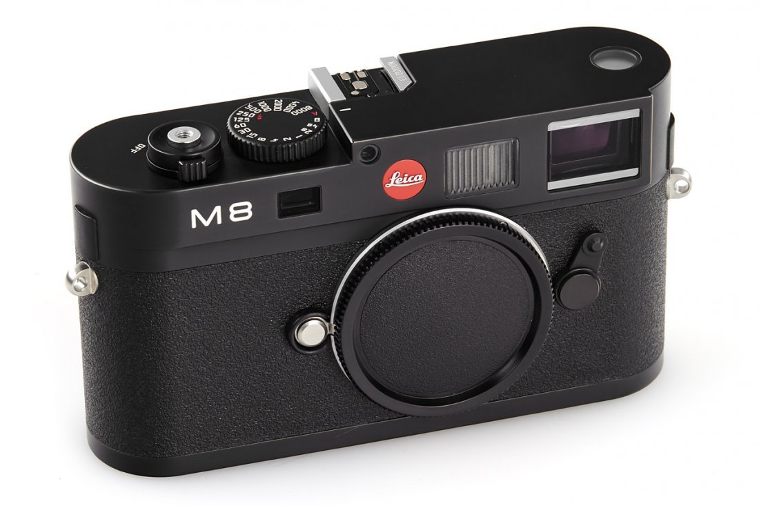 Leica M8 Prototype, c.2006, no. N000013