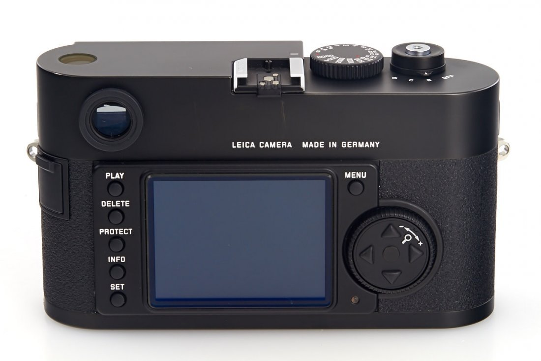 Leica M8 Prototype, c.2006, no. N000013 - 4