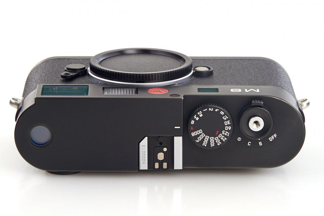 Leica M8 Prototype, c.2006, no. N000013 - 5