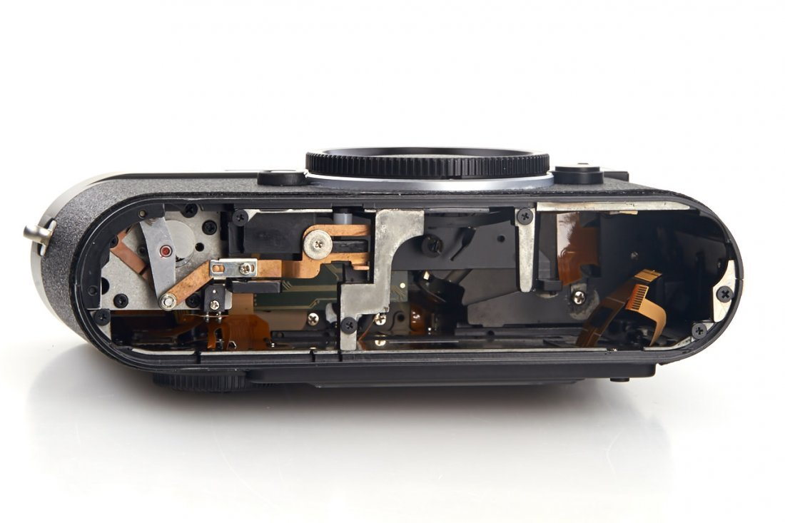 Leica M8 Prototype, c.2006, no. N000013 - 6