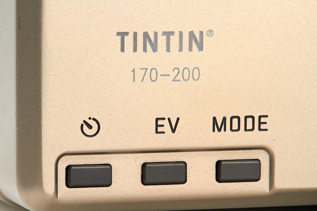 Leica Minilux 'Tintin', 1995, no. 2124761 - 5