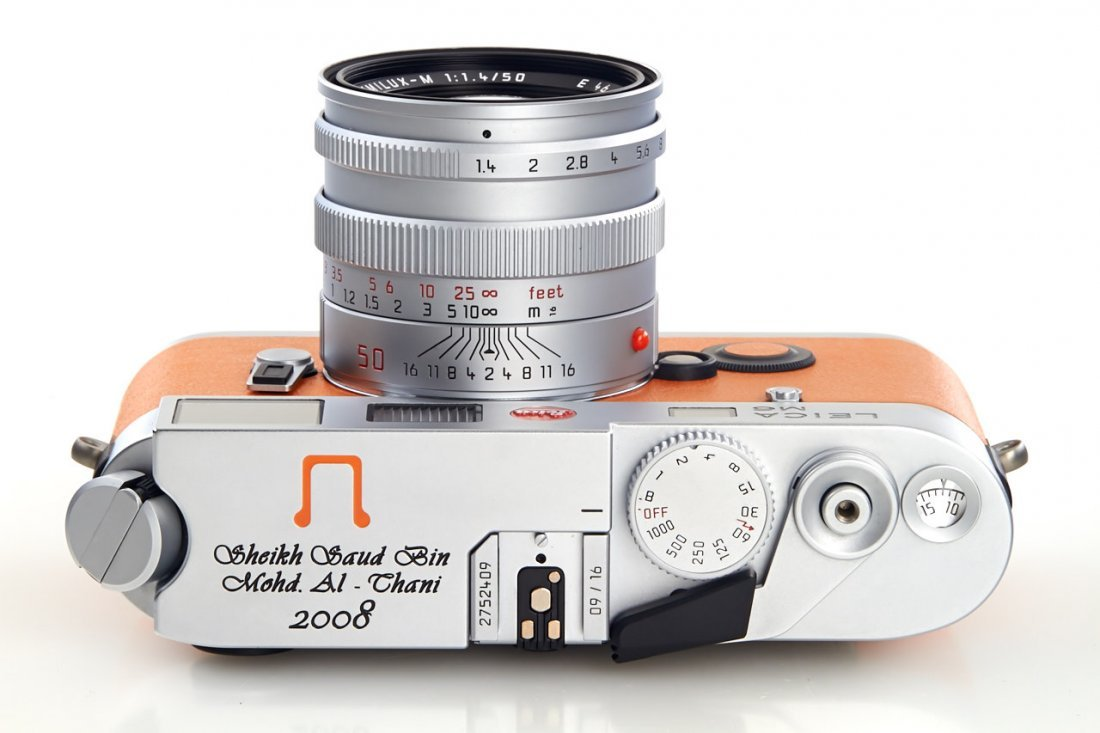 Leica M6 TTL  'Al-Thani Photography Competition' *, - 5
