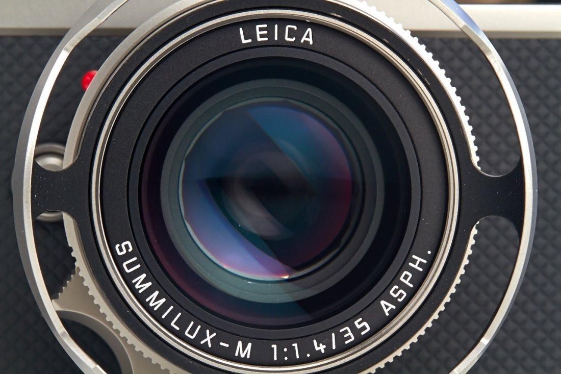 Leica M9 10715 Titan Set Prototype *, 2010, no. P-009 - 4