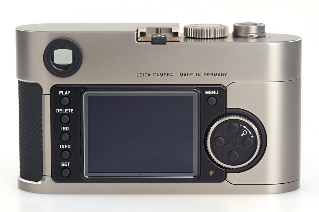 Leica M9 10715 Titan Set Prototype *, 2010, no. P-009 - 5