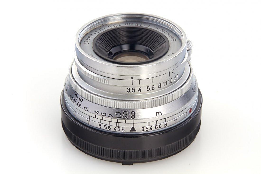 Summaron 3.5/3.5cm *, 1954, no. 1148489 - 2