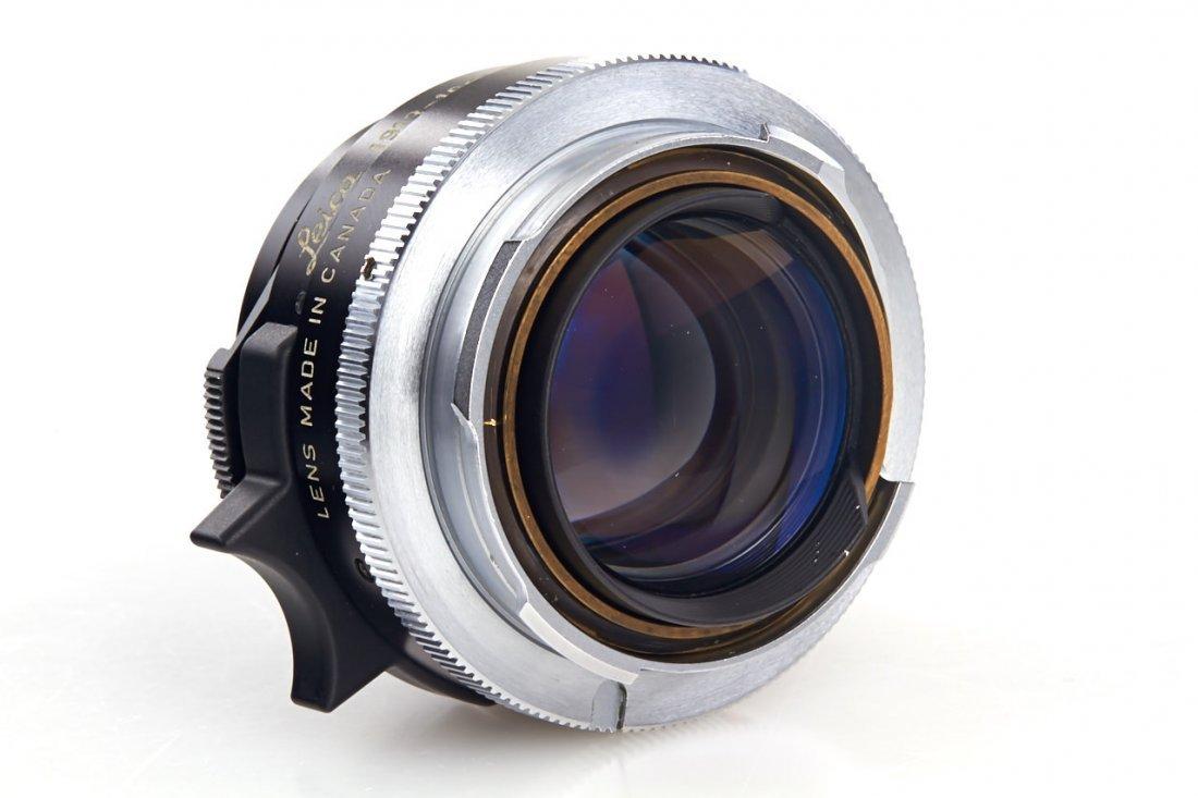 Summilux-M 1.4/35mm 11870 '70 Years', 1983, no. 3139355 - 5
