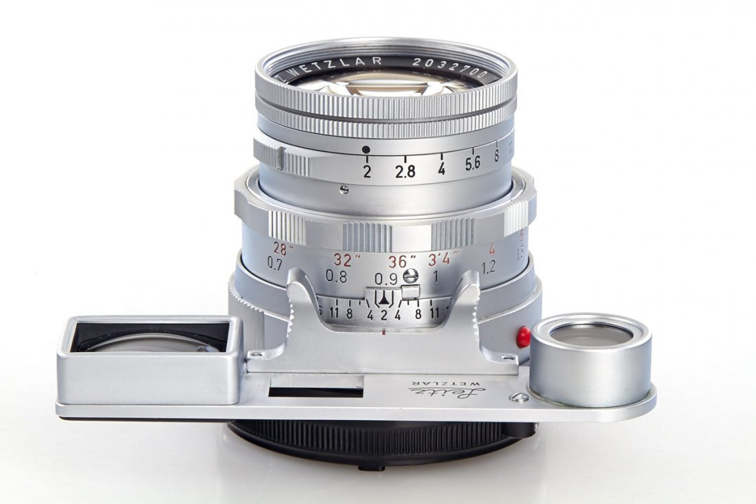 Summicron 2/50mm CF, 1964, no. 2032700 - 4