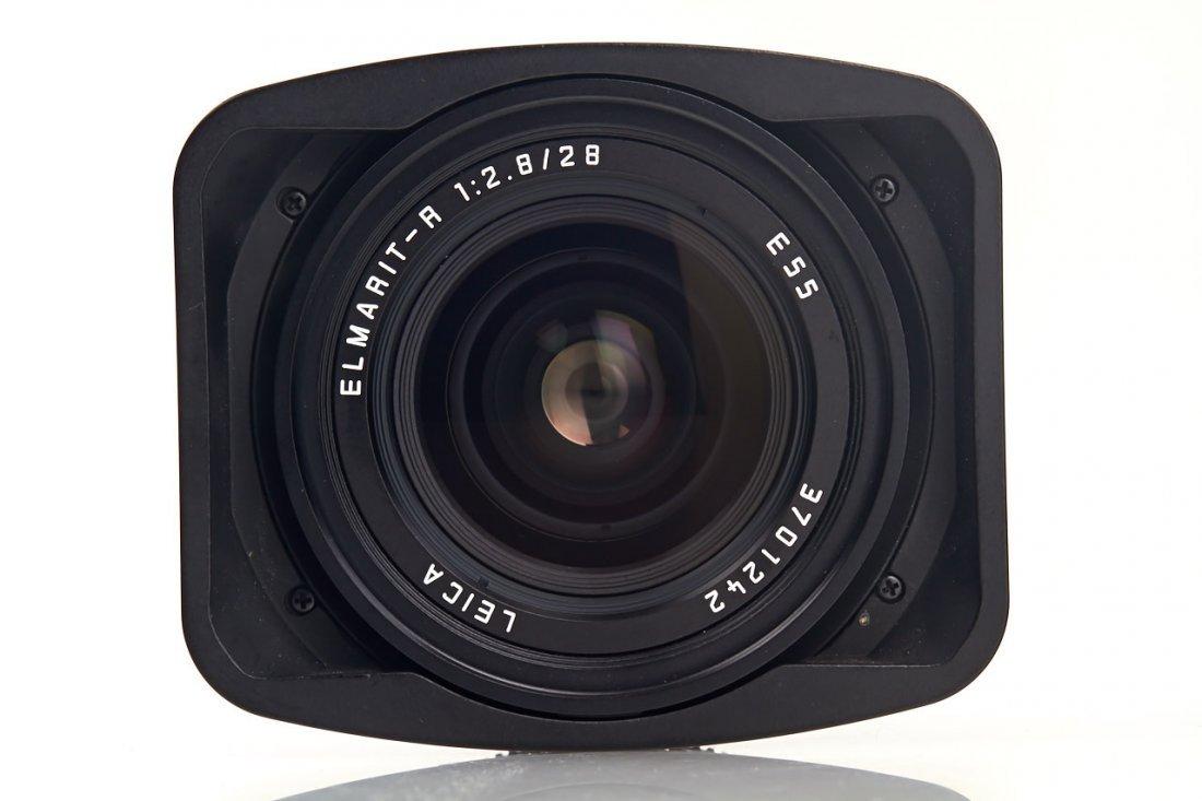 Elmarit-R  2.8/28mm 11333 *, 1995, no. 3701242 - 3