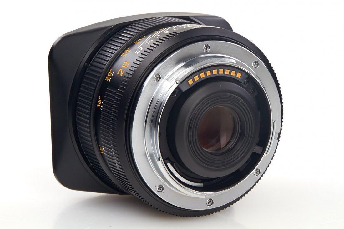 Elmarit-R  2.8/28mm 11333 *, 1995, no. 3701242 - 4