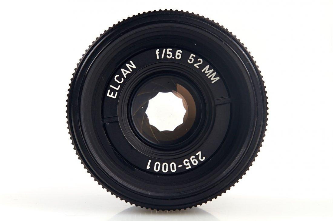 ELCAN 5.6/52mm UV Prototype lens *, c.1970, no. - 2