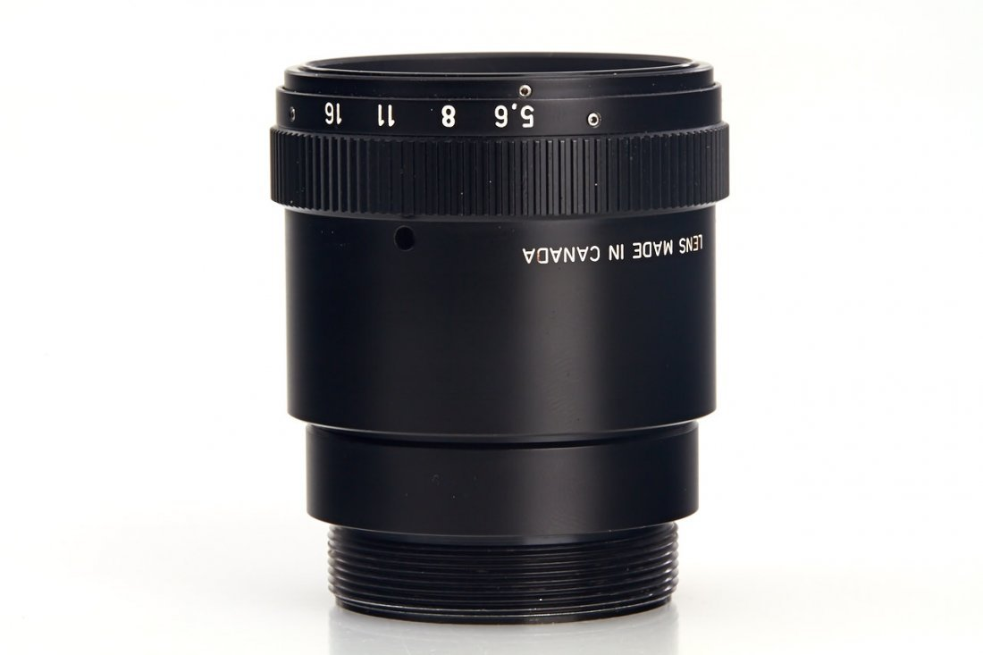 ELCAN 5.6/52mm UV Prototype lens *, c.1970, no. - 3