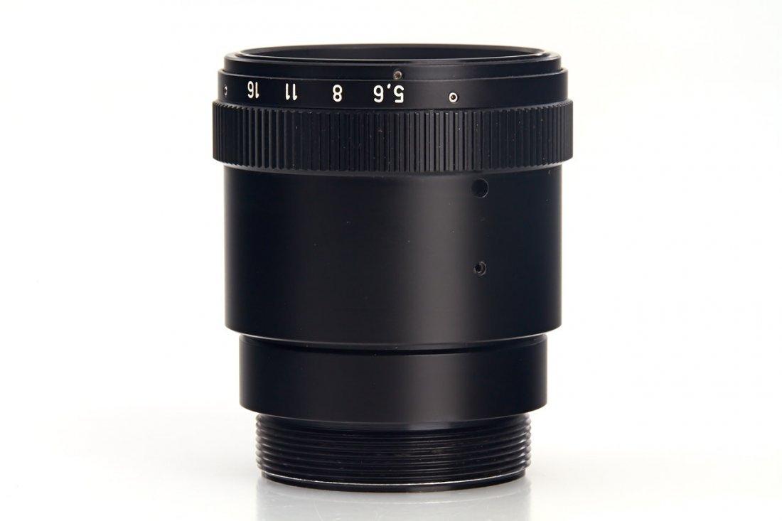 ELCAN 5.6/52mm UV Prototype lens *, c.1970, no. - 4