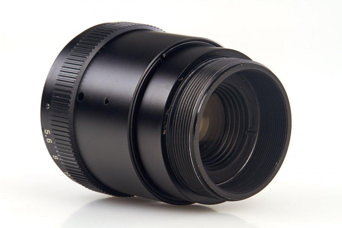 ELCAN 5.6/52mm UV Prototype lens *, c.1970, no. - 5