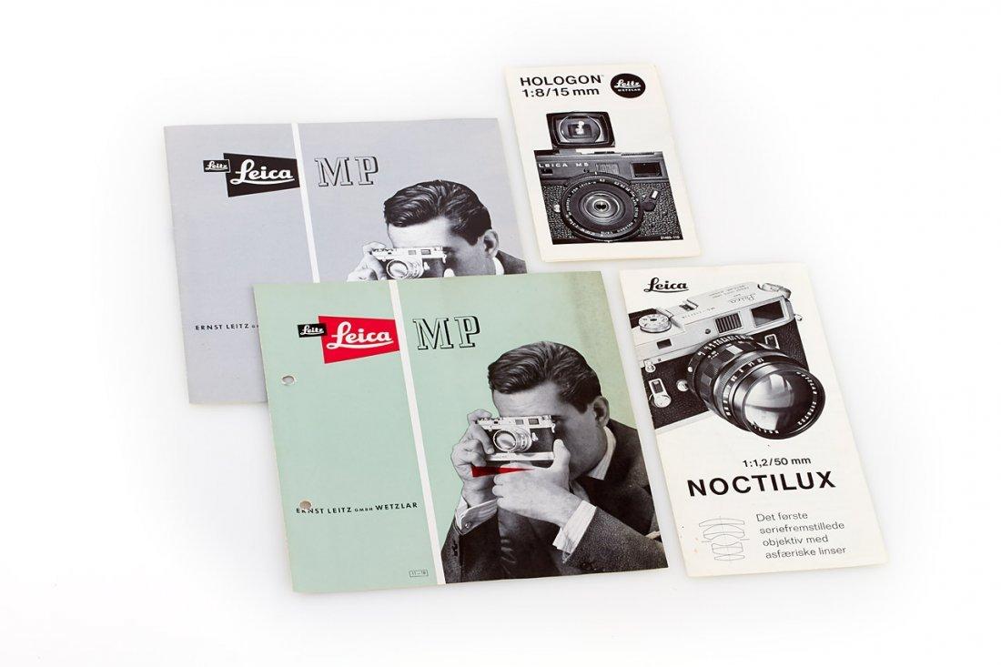 Leica M Literature, 1956/74