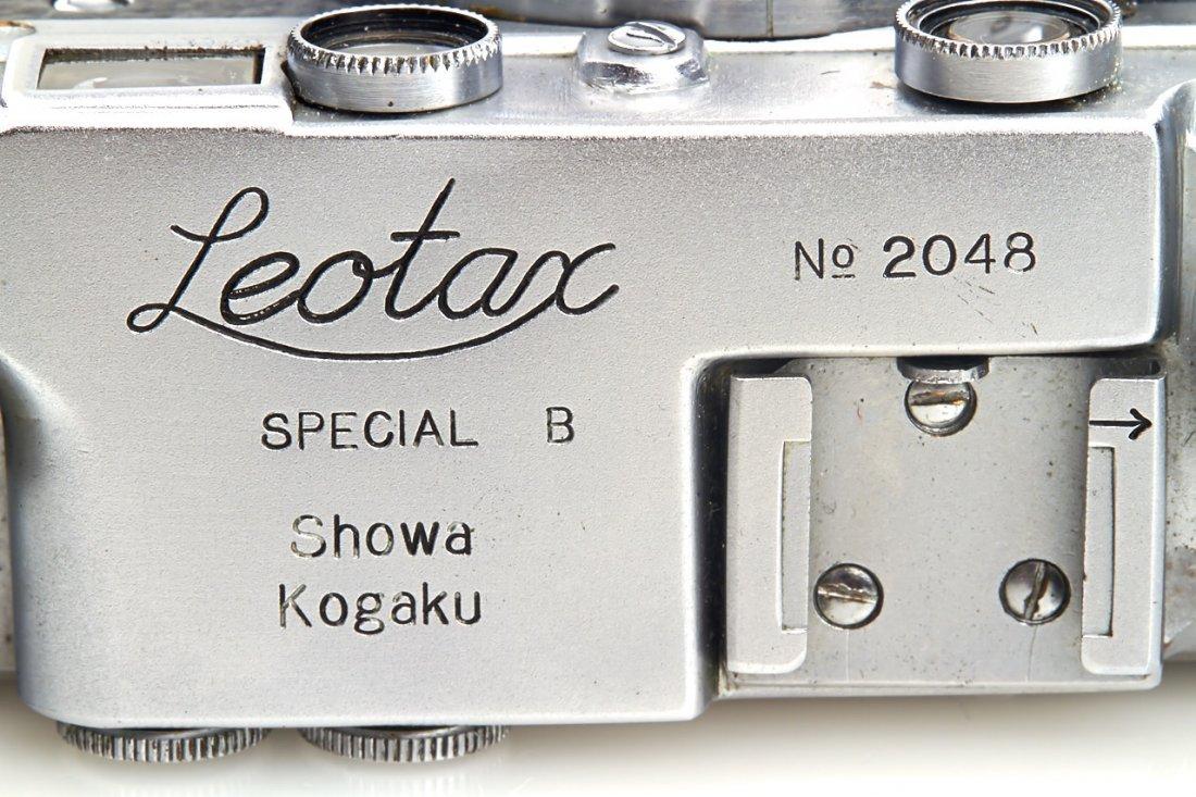 Showa Kogaku Leotax Special B, 1942, no. 2048 - 6