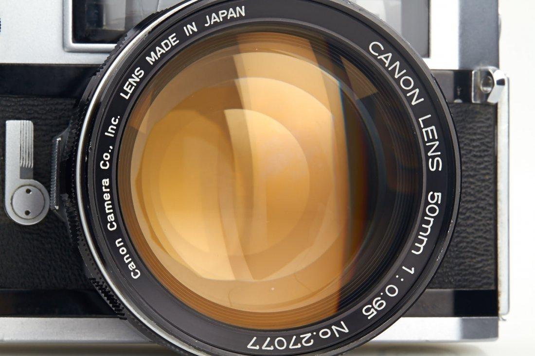 Canon 7s + 0.95/50mm, 1967, no. 118808 - 2