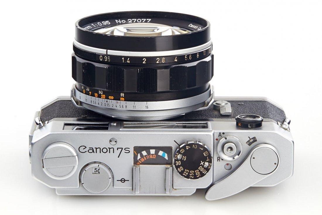 Canon 7s + 0.95/50mm, 1967, no. 118808 - 4